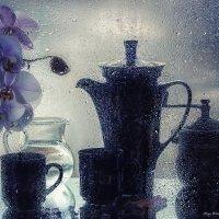 Кофе дождливым зимним днем :: Ирина Приходько