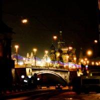 ночная Москва :: Олеся Семенова
