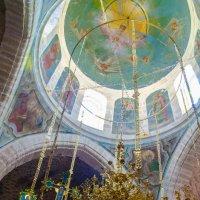 Купол верхней церкви монастыре преп.Герасима :: Тарас Леонидов