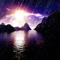 цветные дожди :: linnud