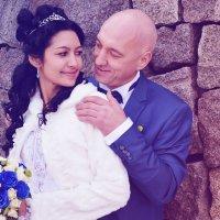 Жених и невеста :: Екатерина Комарова