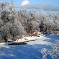 Зима :: Ирина Пыхачева