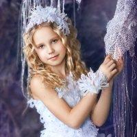 Зимняя фея :: Марина Ионова