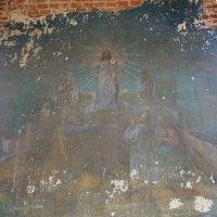 Уцелевшая фреска, в разрушенном храме... :: Анастасия Самигуллина