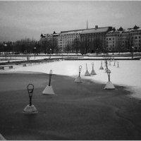 Хельсинки.Зима 2015г :: Eino Pessi