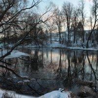 река Истра. :: Александра