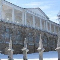 Царское село.Зима. :: Ирина Веснина