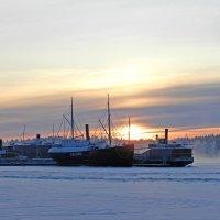 Спящие корабли :: Наталья Левина