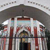 Никольская церковь. фрагмент :: Galina