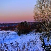 Зимнее утро :: Владимир Максимов