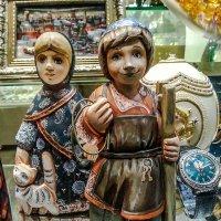 Куклы Арбата :: Alexei Kopeliovich