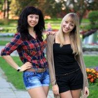 а нас фотограф снимешь :: Олег Лукьянов