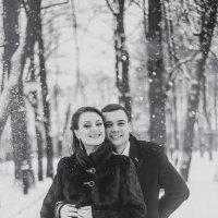 Свадьба в чб :: Юлия Беликова
