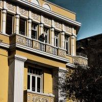 старый дом :: Александр Альтшулер