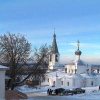 Церковь Благовещения Пресвятой Богородицы (г. Касимов) :: Кристина Константиновна