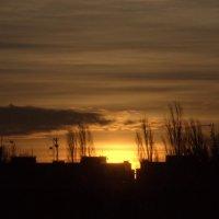 утро хмурого дня... :: Александр Александр