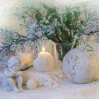 Была земля белым-бела, мела метель... в Татьянин день... :: Bosanat