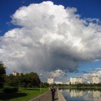 IMG_4498 - Тучи над городом встали :: Андрей Лукьянов