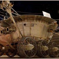 Про любимый лунный трактор... :: Кай-8 (Ярослав) Забелин