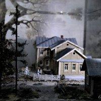 д.Жостово, Мытищинский район :: Mayya Zorina