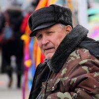 Вижу тебя, фотограф... :: Юрий Морозов