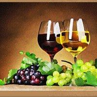 Белое и красное вино :: Лидия (naum.lidiya)