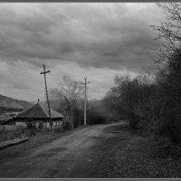 Крайний дом :: Валерий Блинов
