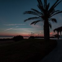 средиземноморский закат :: Константин Нестеров