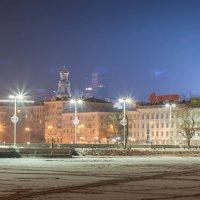 Ночной город :: Евгений Даренский