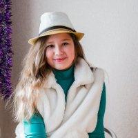 Портрет девочки :: Александр Ефименко