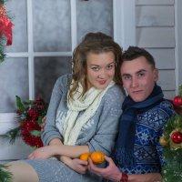 Оля и Андрей :: Виталий Евдокимов