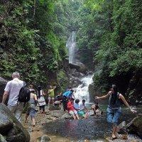 Таиланд. Паттайя. У водопада (1) :: Владимир Шибинский