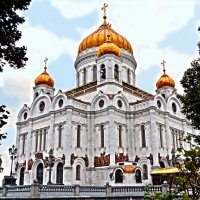 Храм :: Елена Чижова