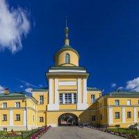 Покровский ставропигиальный женский монастырь . :: юрий макаров