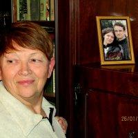Это мои дети: сын и невестка!!! :: Сергей Георгиевич Мещеряков