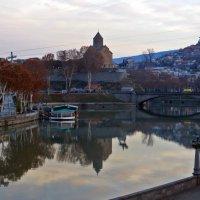 Тбилиси в отражениях :: Наталья Джикидзе (Берёзина)
