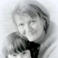 Родные.. :: Лариса Красноперова