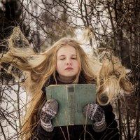 Любовь к книгам :: Юлия Пахомова