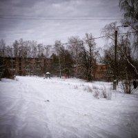 Снег моими глазами :: Екатерина Василькова