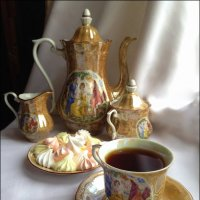 Приглашение на чаепитие. :: Anna Gornostayeva