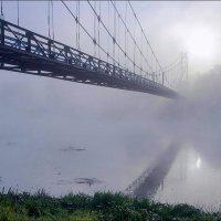 Дорога в туман :: Любовь Потеряхина