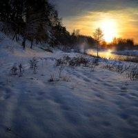 На закате последнего воскресенья января...4. :: Андрей Войцехов