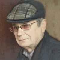 Карандашный портрет :: Сергей Георгиевич Мещеряков