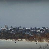 Там за рекой! :: Владимир Шошин