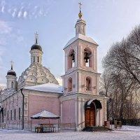 Церковь Живоначальной Троицы в Хорошово :: mila