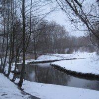 На реке :: Джулия К.