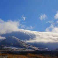 Низкая облачность :: Николай Николенко