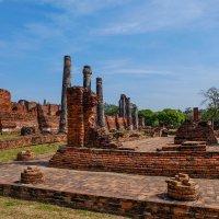 Тайланд. Аюттайя - древняя столица Сиама. XI-XII вв. :: Rafael