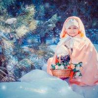Зимняя сказка :: Наталья Гранфельд