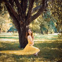 Летний лес :: Анастасия Сидорук